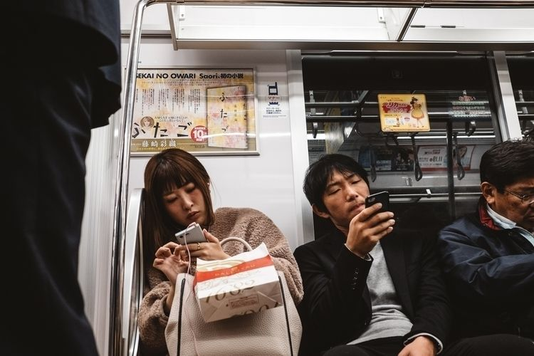 Tokyo subway - tokyo, streetphoto - adamkozlowski | ello