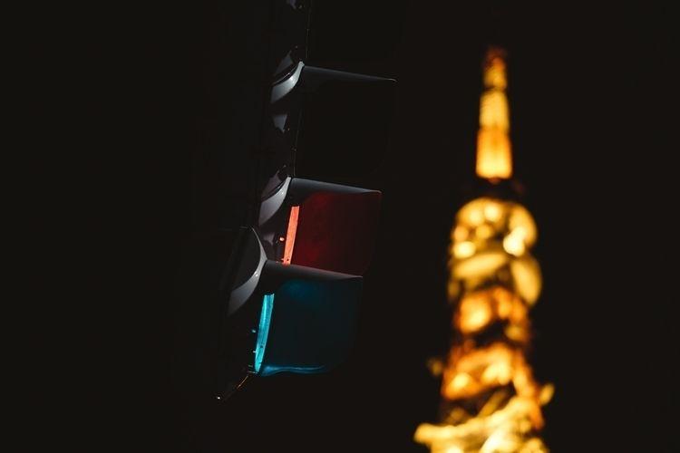 City lights, Tokyo - fujifilm, tokyo - adamkozlowski | ello