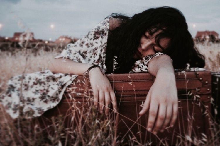 Irene Muriel - portrait, photography - mireiastones | ello