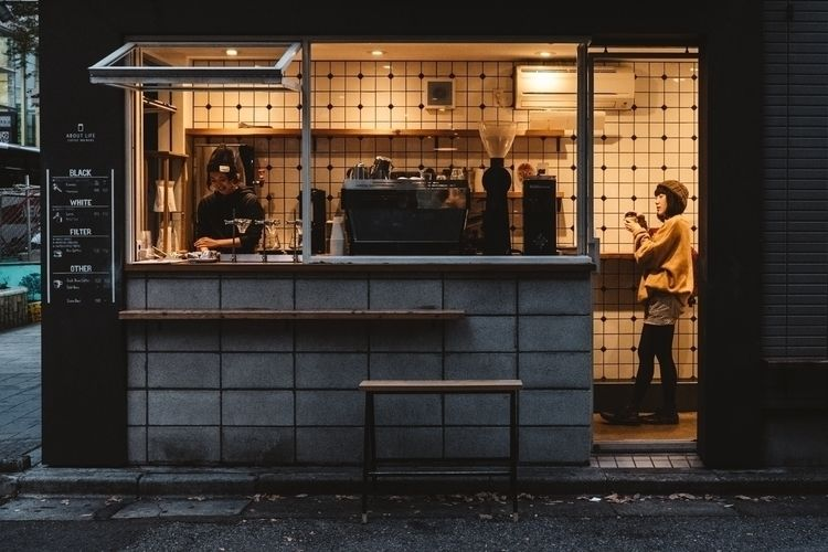Life Coffee Brewers, Tokyo - coffeebeans - adamkozlowski | ello
