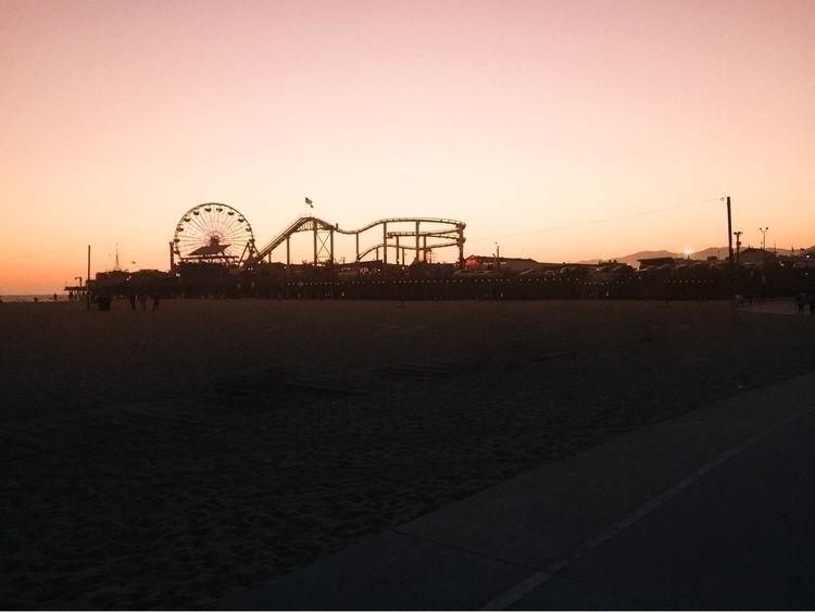 Summer beach hangs:sunrise - sunset - afrohan_   ello
