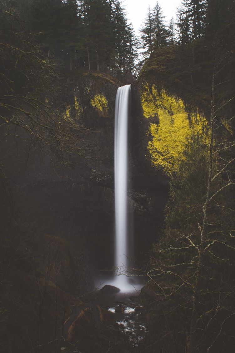 Oregon waterfalls - ig_exquisite - bfisch1 | ello
