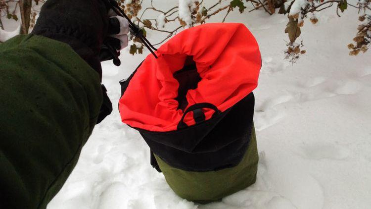 road snow! backpack Tekla Aplin - fumogallery | ello