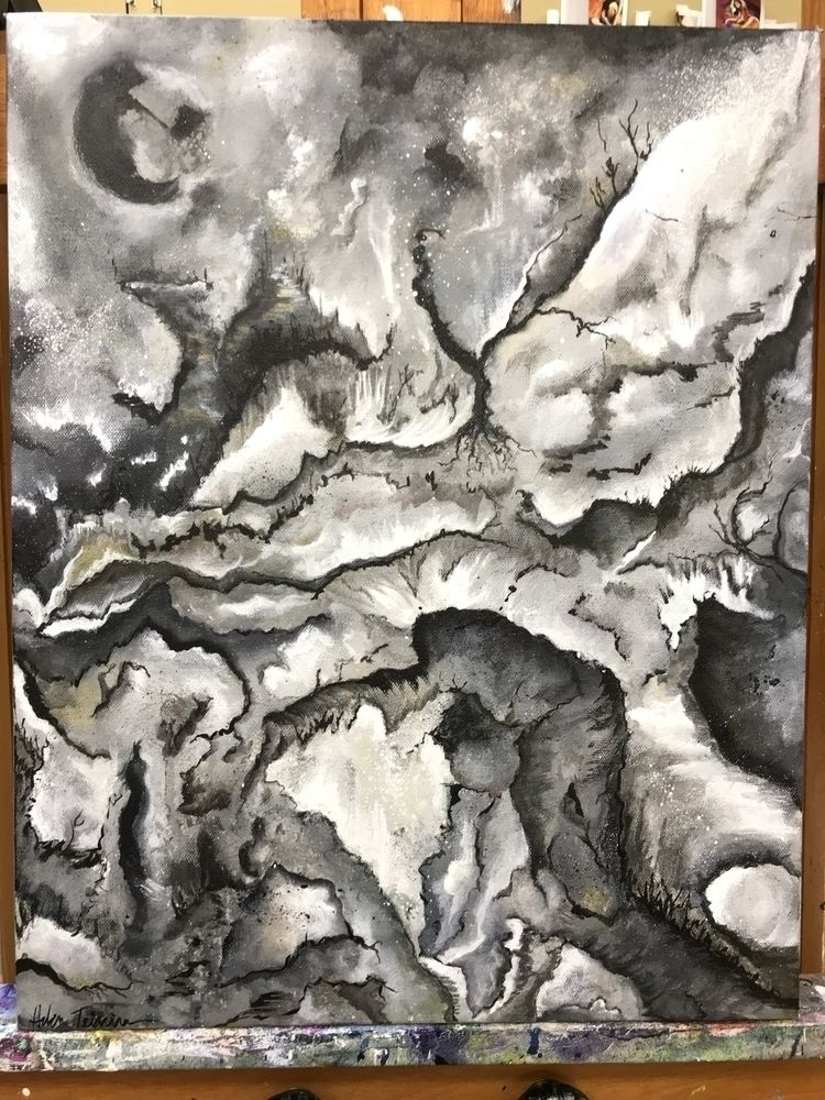 modernartist, abstractsurrealism - imhelendt | ello