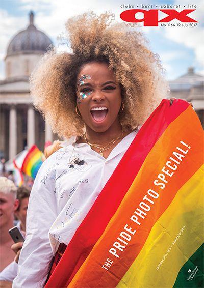 Fleur East Pride London - zefrog | ello