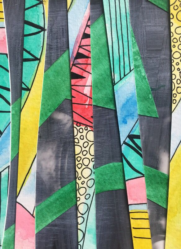 Los Angeles based artist textil - k-apostrophe | ello