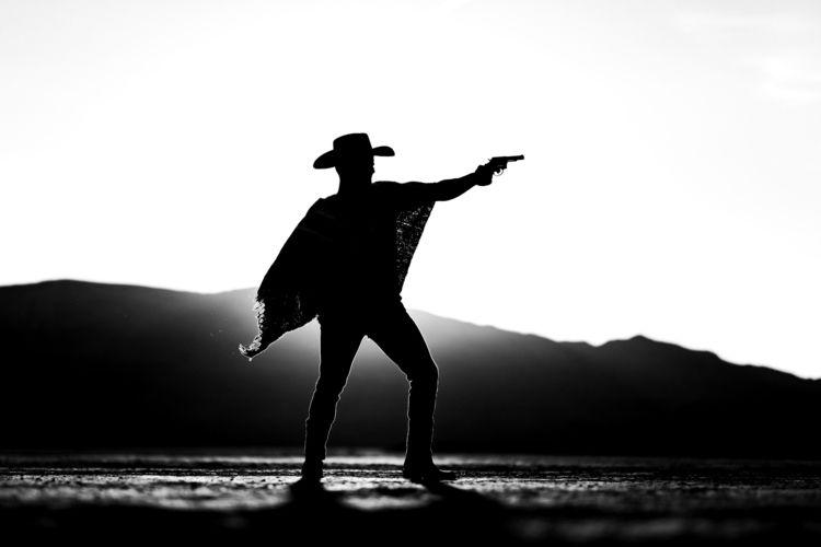 Model: Harold Zeomeno - cowboy, blackandwhite - enriquemphoto | ello