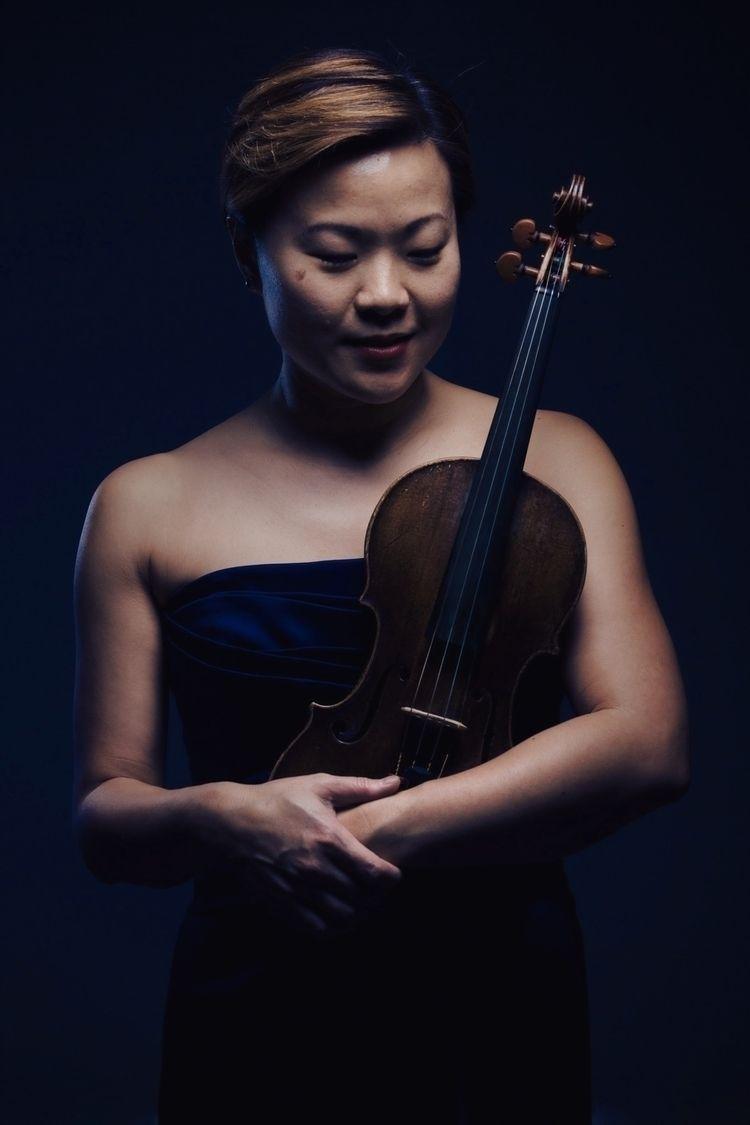 violin, violinist, musician, portraits - ehensleyart | ello