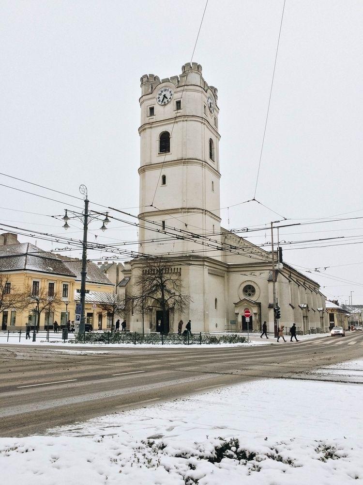 Winter wonderland:snowflake:️ S - gergoszatmari | ello