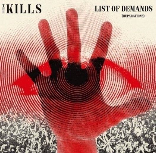 tunes - thekills, listofdemands - janeyumback | ello