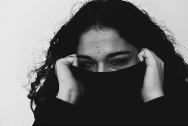Mi musa - portrait, photography - mireiastones | ello