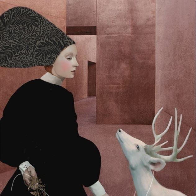 ARTIST: Daria Petrilli Walking  - johnhopper | ello