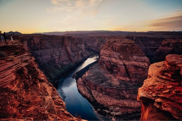 Horseshoe Bend Page, Arizona - roaminglost | ello