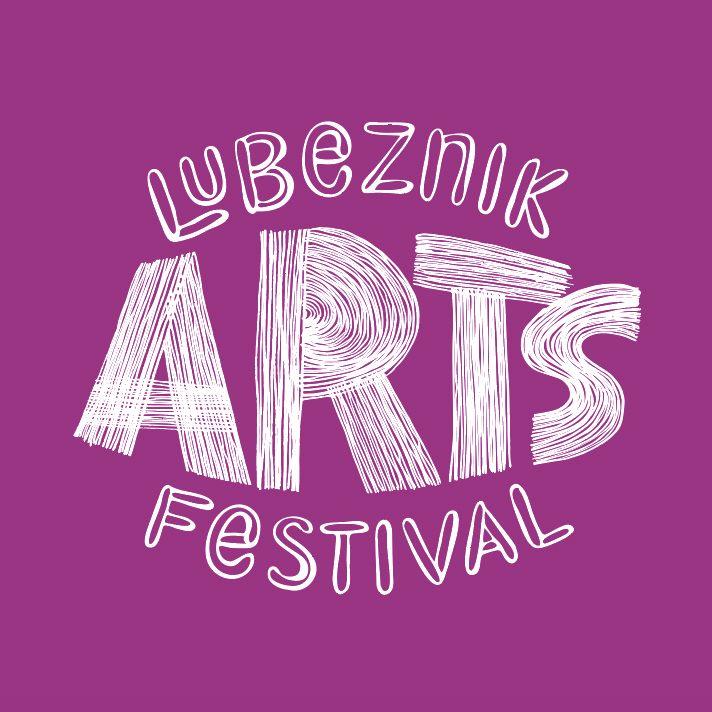 Arts festival logo - lettering - judithmayer | ello