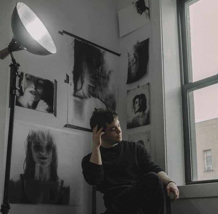 Shot Barbara Gabrielle - painting - alexanderhayden | ello