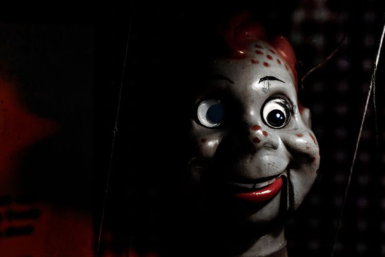 Howdy - 1950s, puppet, marionette - doc | ello