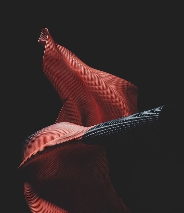 Mesh - 3D, Simulation, Fabric, Illustration - visua | ello