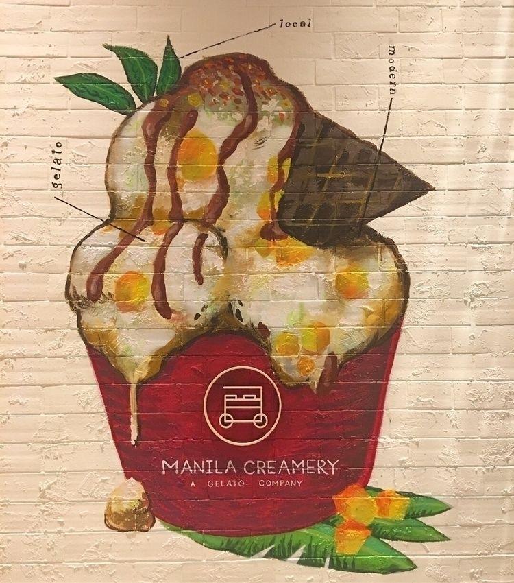 Manila Creamery Alabang Town Ce - sarah_pdgm | ello
