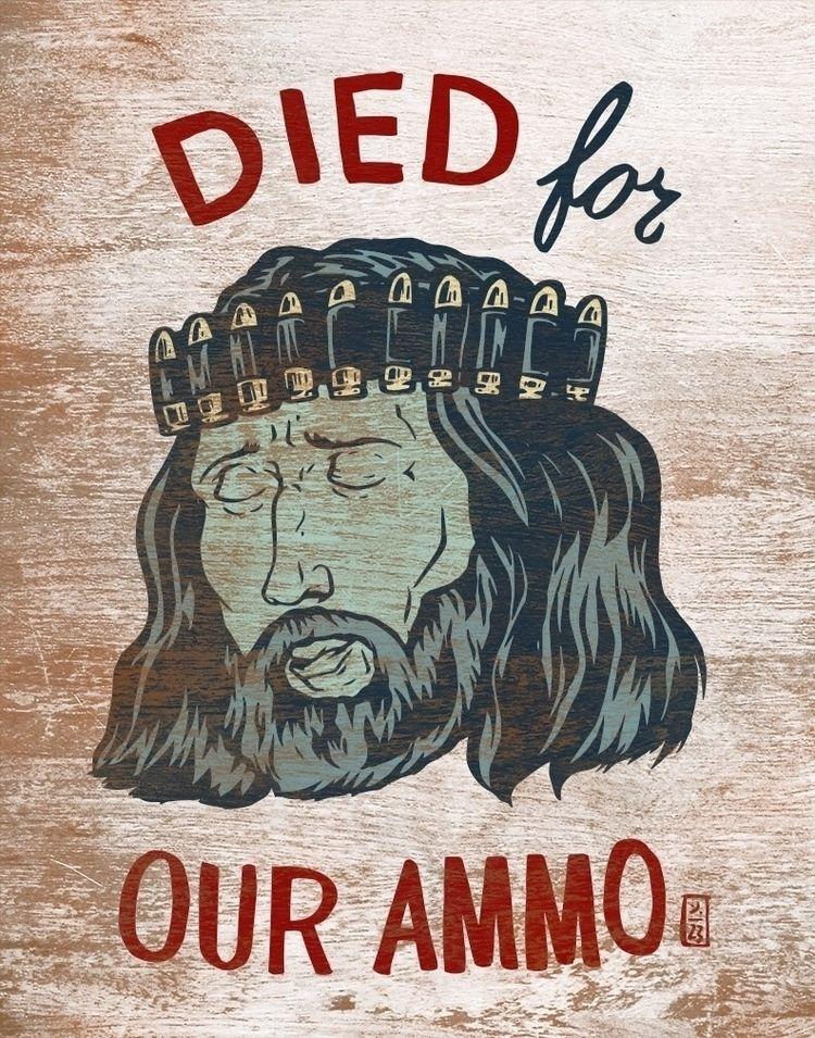 Died Ammo - thomcat23 | ello