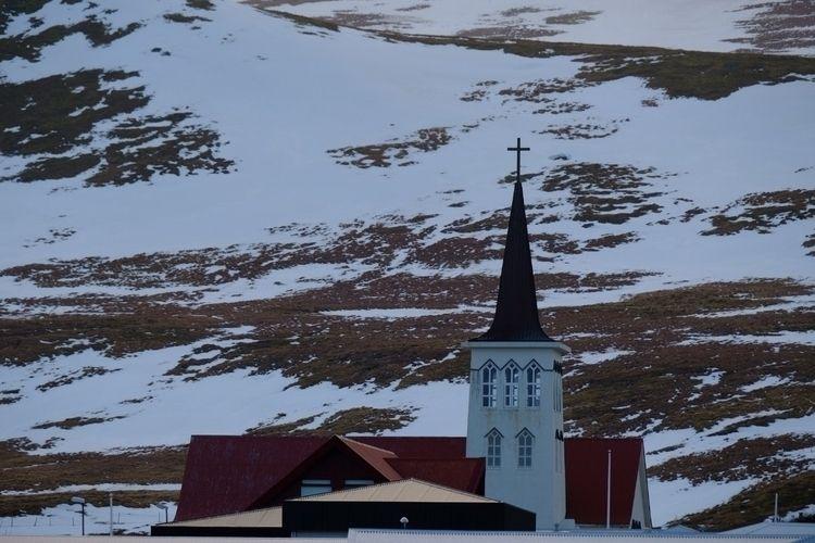ICELAND Church - icelandair, iceland - shunlung_lin | ello