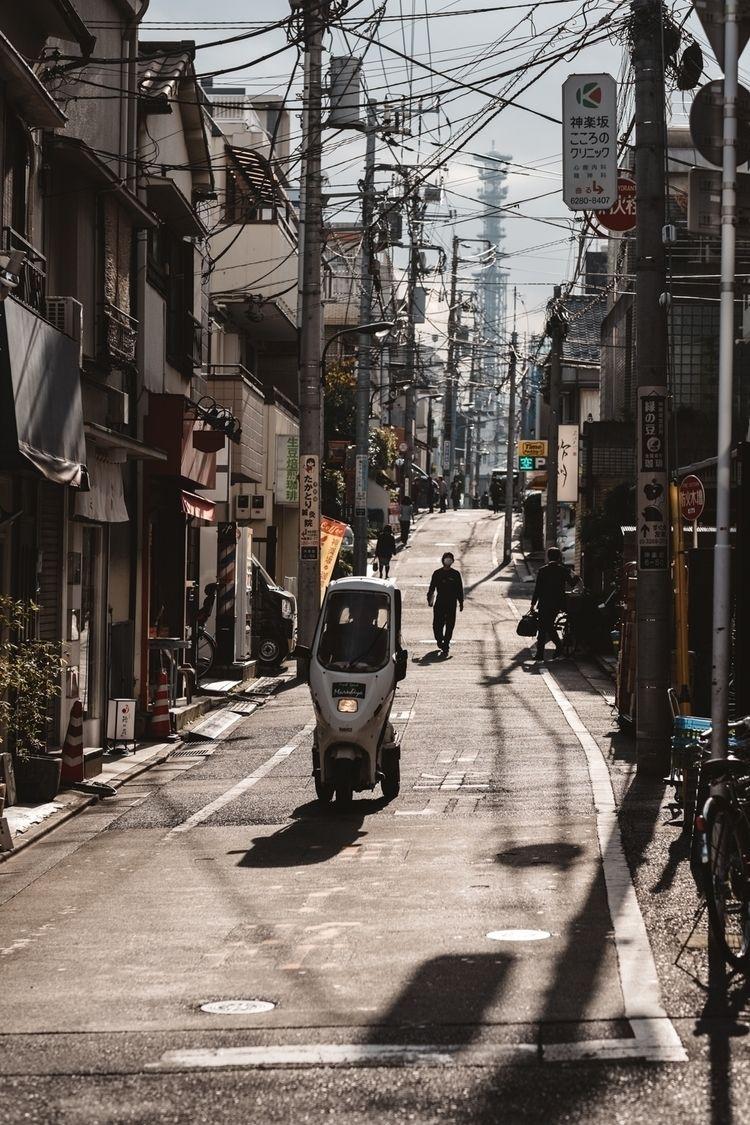 Kagurazaka, Tokyo - tokyo, japan - adamkozlowski | ello