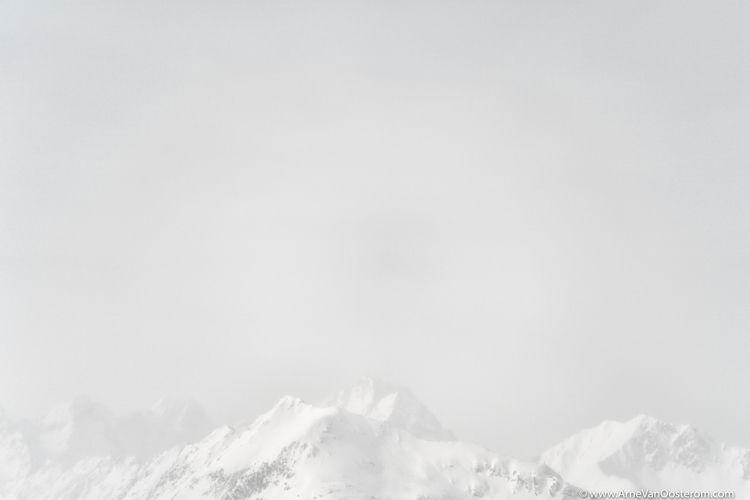 Kuhtai Austria - BlackandwhitePhotography - arnevanoosterom | ello