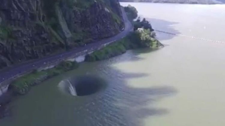 «Portal en el agua» deja sorpre - codigooculto | ello