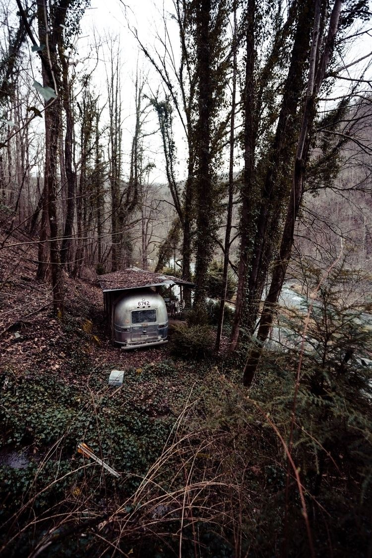 forgotten. North Carolina, USA - treywalker | ello