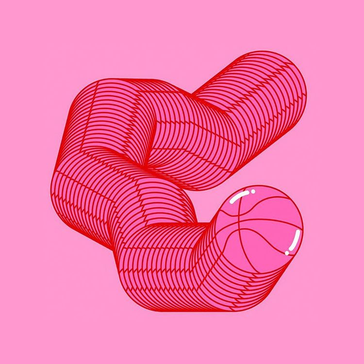 30 days/30 artists Isabel Samra - elloguesteditor   ello
