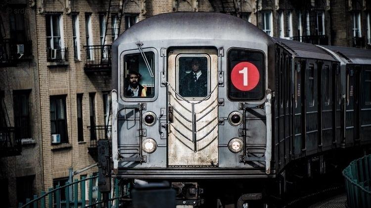 ny, subway, newyork, dyckman - flickeria | ello