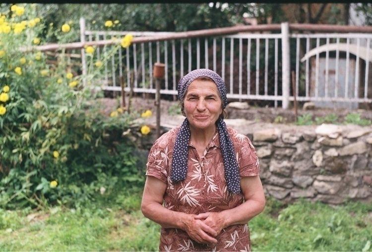 Grandma - analog, film, 35mm, photography - tatao   ello