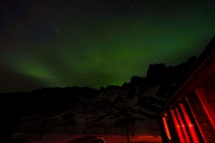 ICELAND AURORA - icelandair, aurora - shunlung_lin | ello