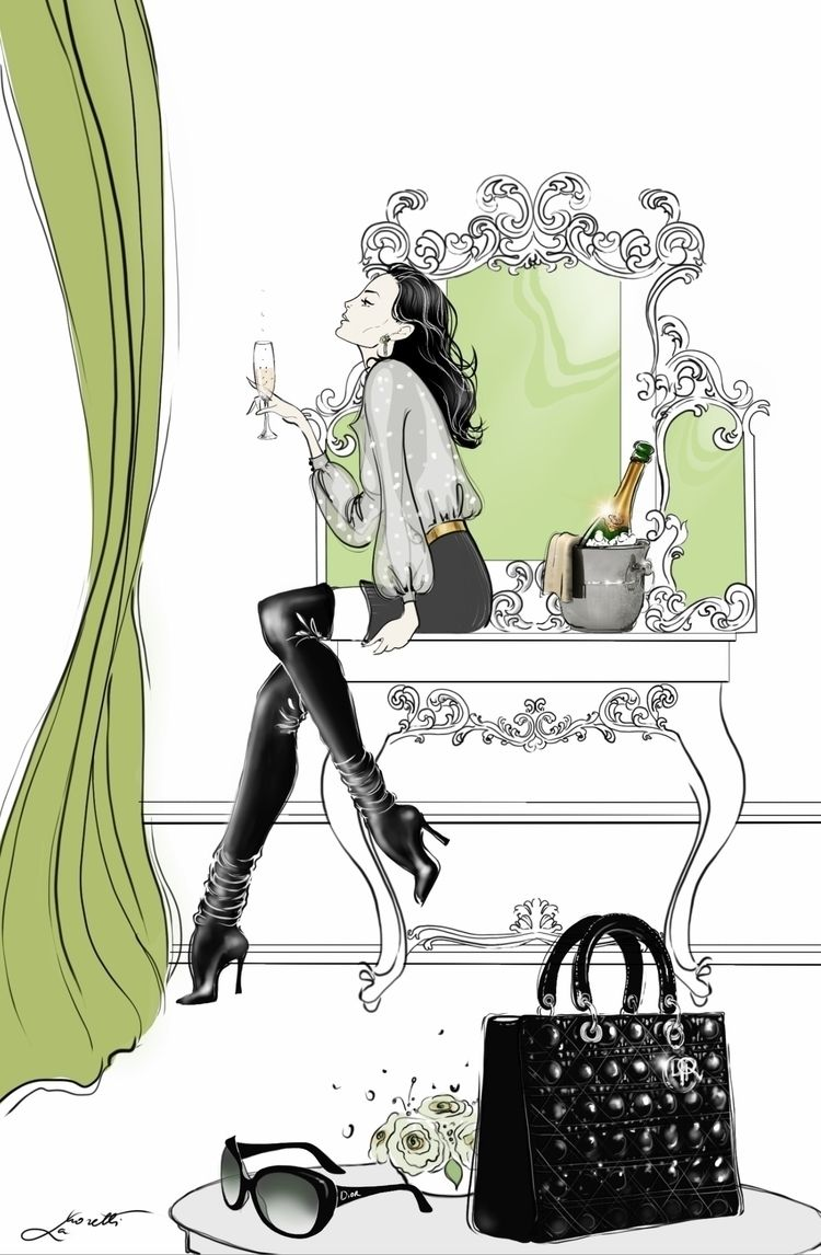 pleasure create series illustra - lamoretti | ello