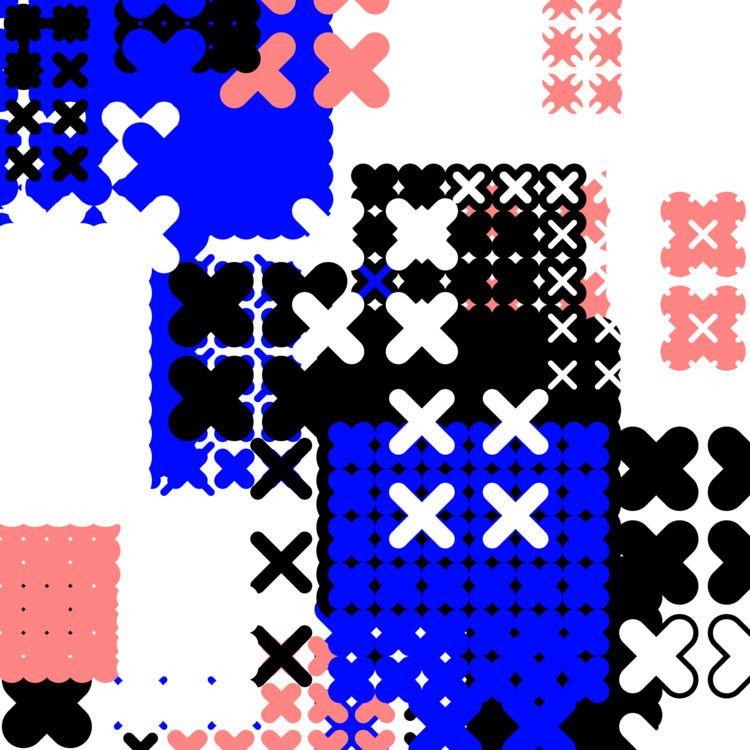 Geometric Shapes / 180306 - processing - sasj | ello