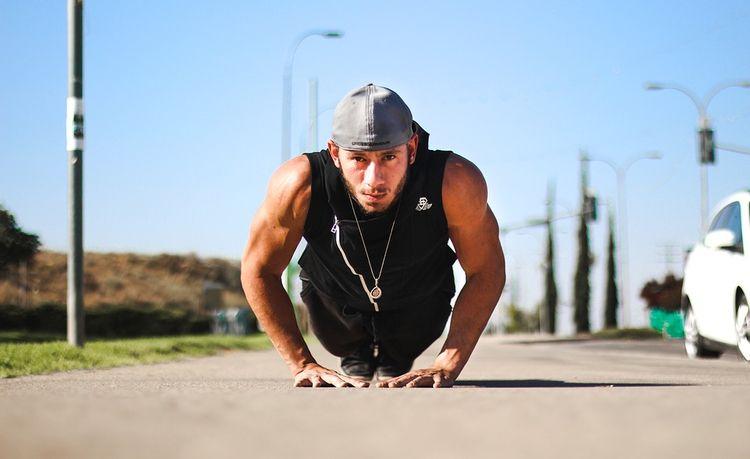 face hard motivated workout gre - joshuagruss | ello