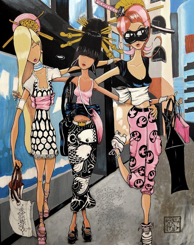 Real Housewives Tokyo Mark Rich - dividojo | ello