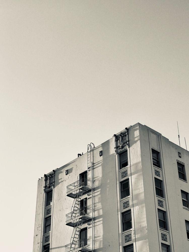 Downtown Santa Cruz - February  - photobiram | ello