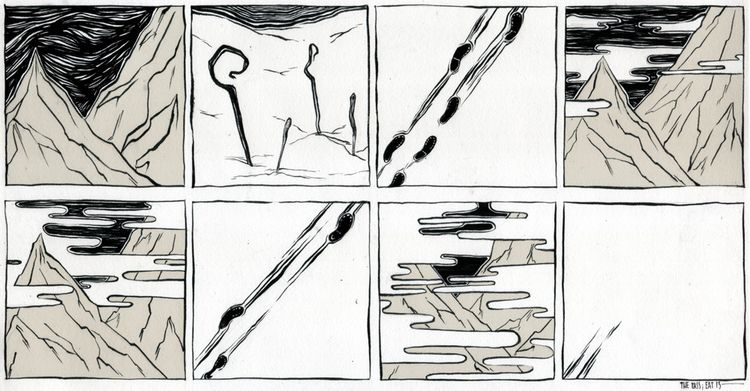 Pass - comic, sequentialart, sequential - pneumacia | ello