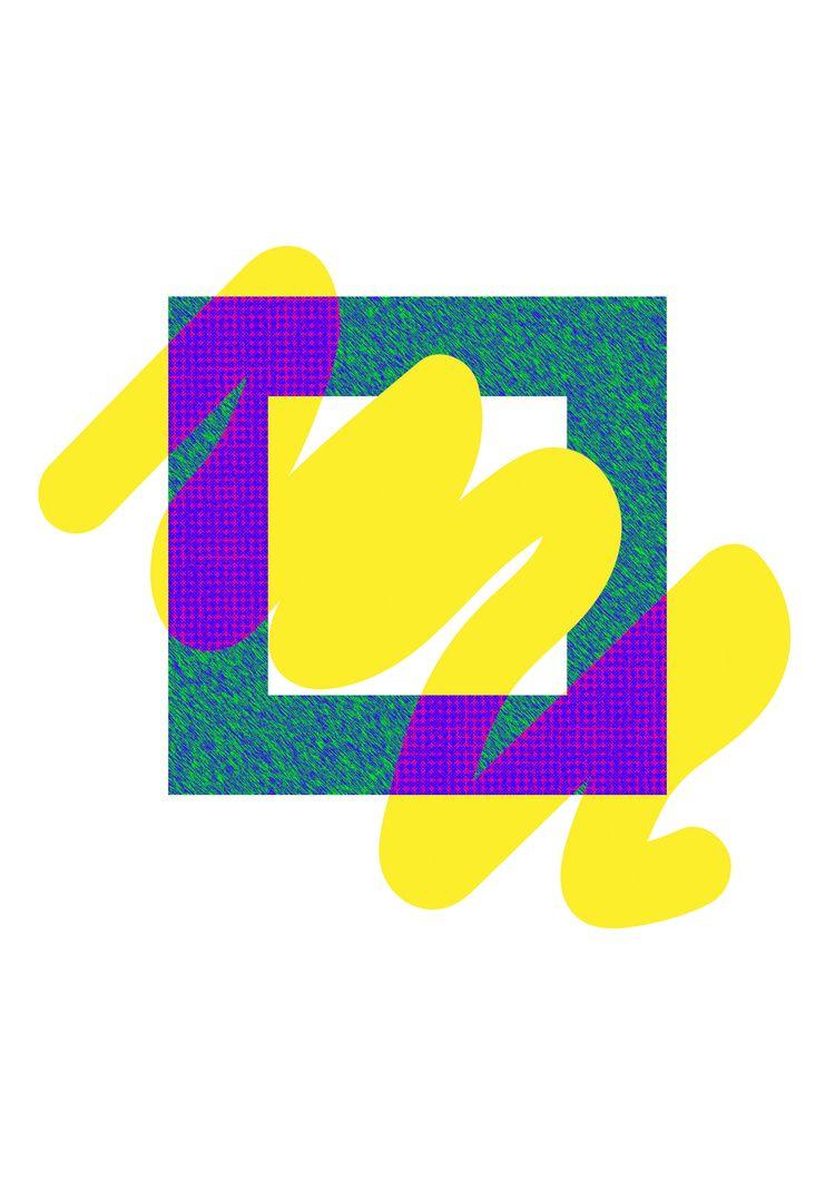 Cuadrado verde - design, digital - j_r_s_ | ello