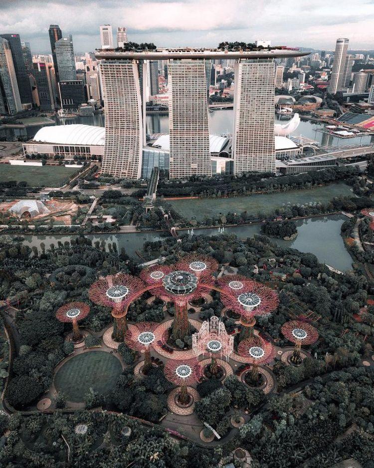 Singapore Stunning Drone Photog - tom_pettersson | ello