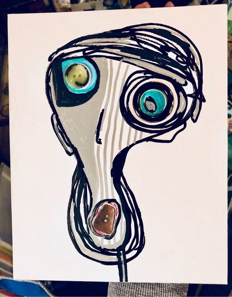 modern, modernart, abstract, art - nash-heff | ello
