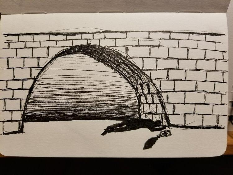 days worse - sketch, doodle, sketchbook - ebo_draws | ello