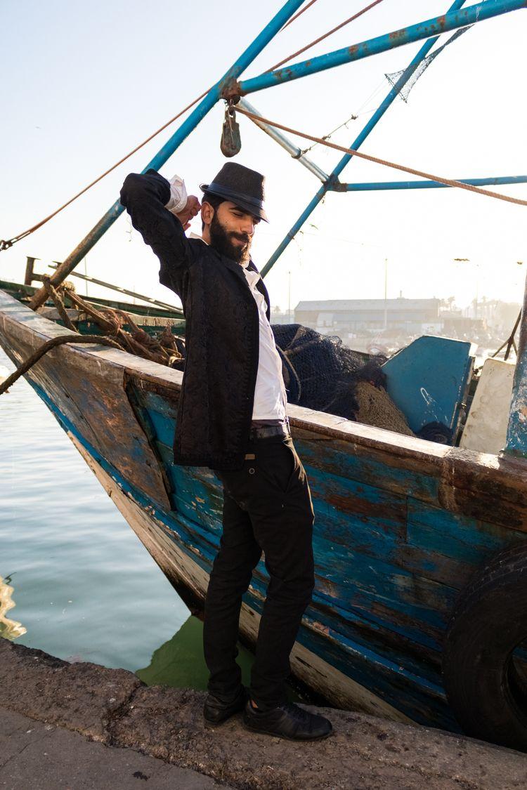 Outdoor shooting port Casablanc - helveticadoes   ello