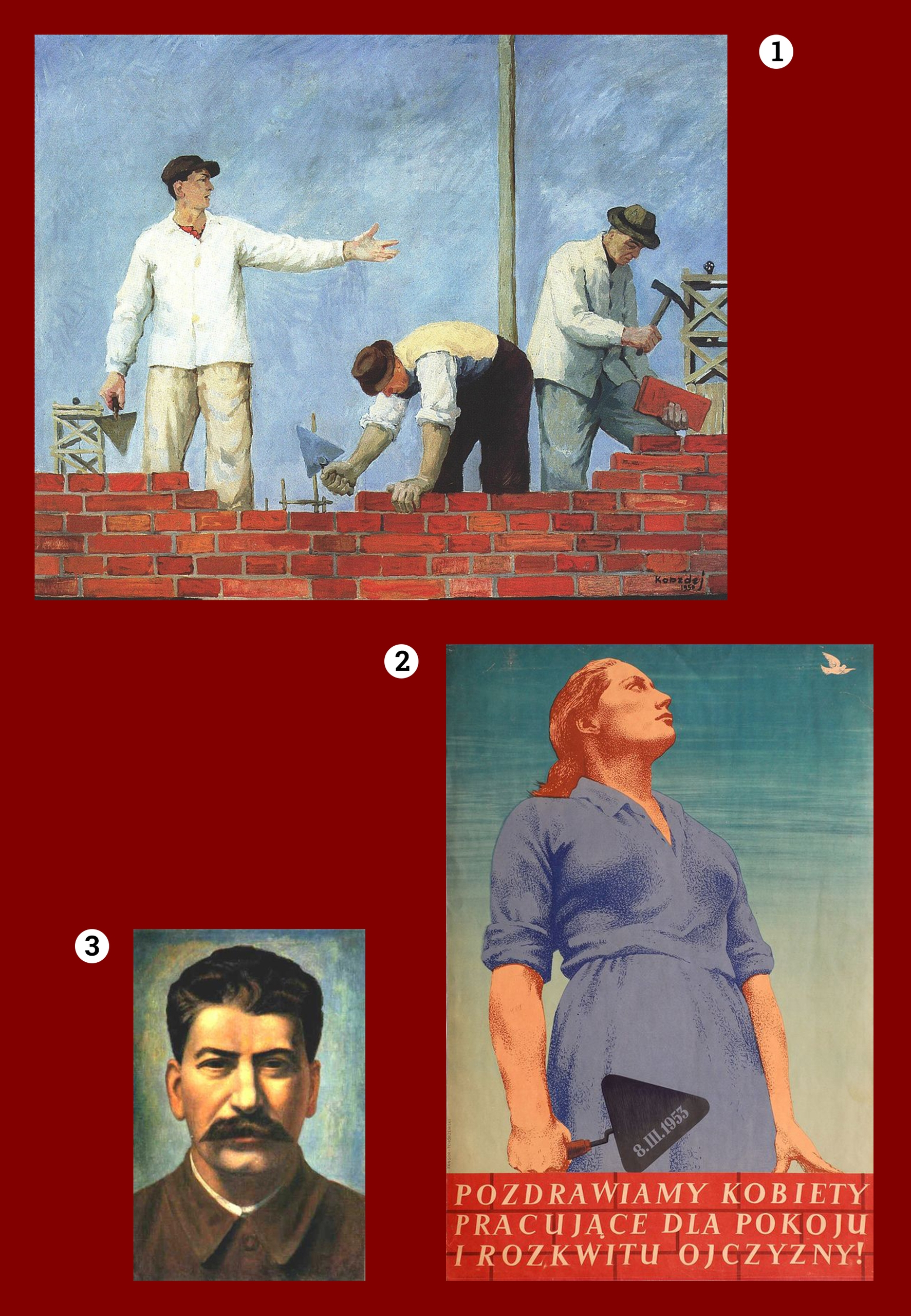 Socrealizm [moodboard]