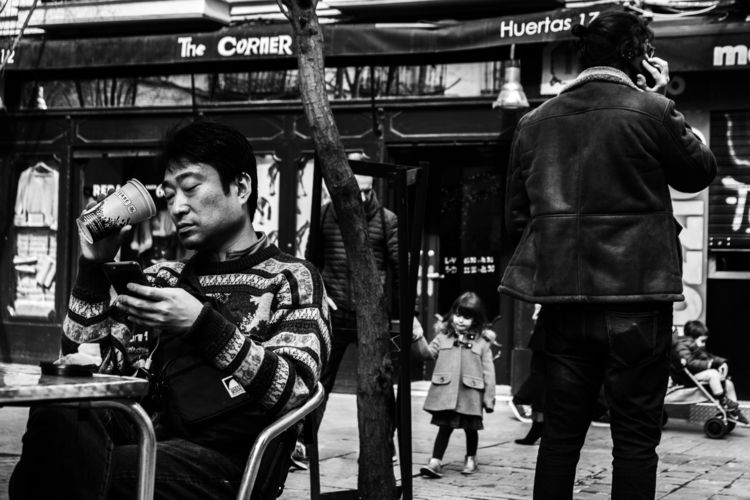 Morning break - photography, streetphotography - lxchance | ello