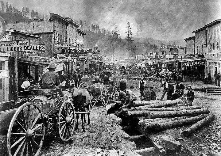 Deadwood, Colorado, 1876 - jc-arts | ello