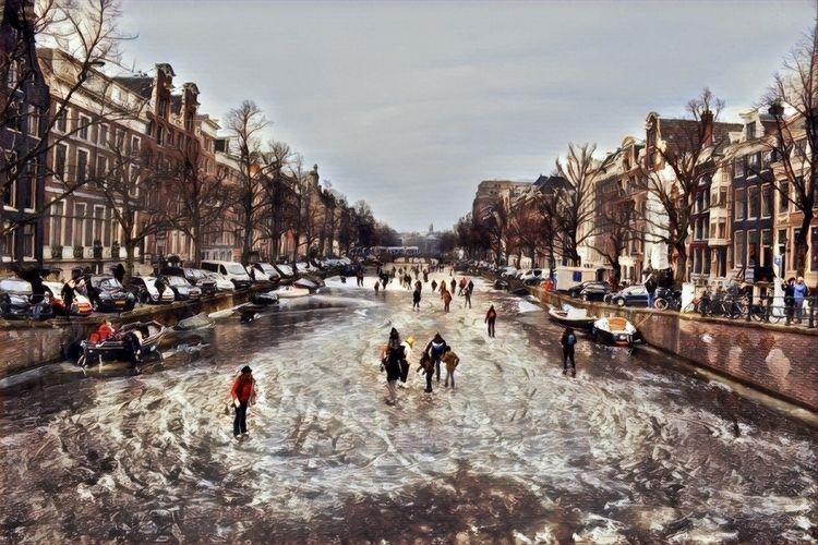 Amsterdam amazing city , open s - dleftin | ello