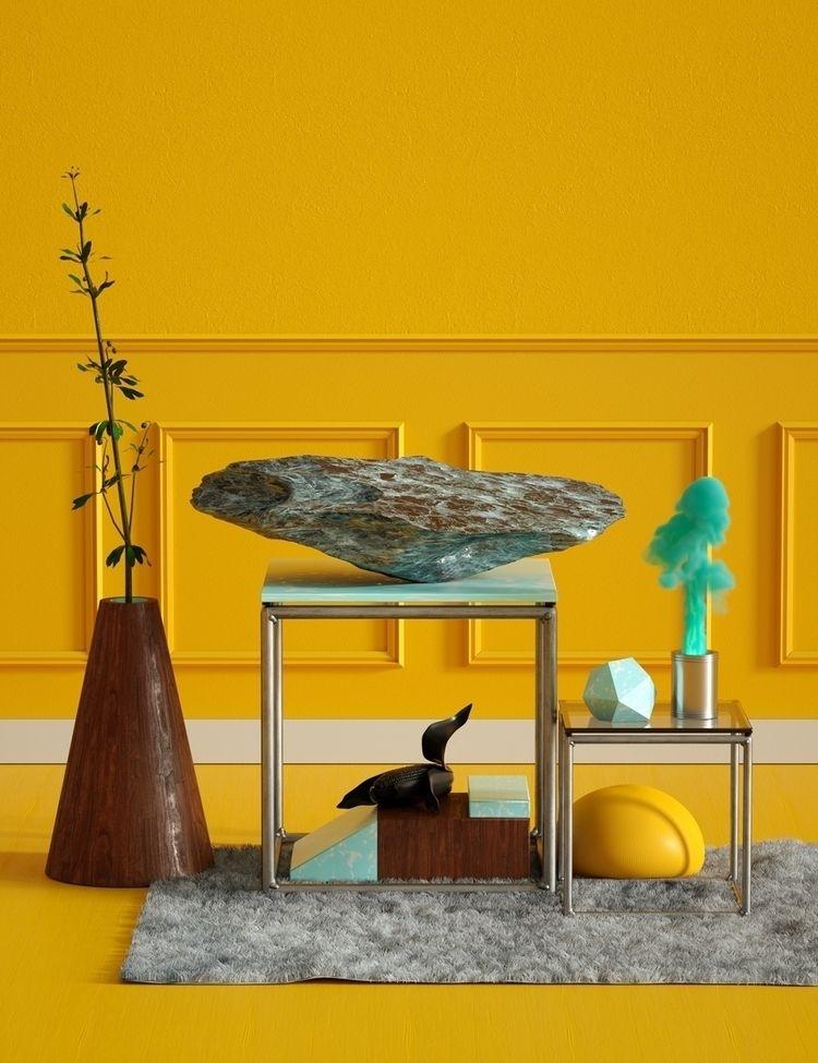 Rooms VA Designer - DigitalArt, Architecture - hereforthecolor   ello