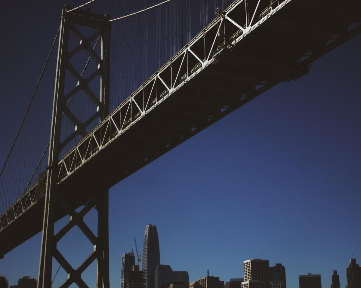 Bay bridge, San Francisco - sanfrancisco - eduardocaballero | ello