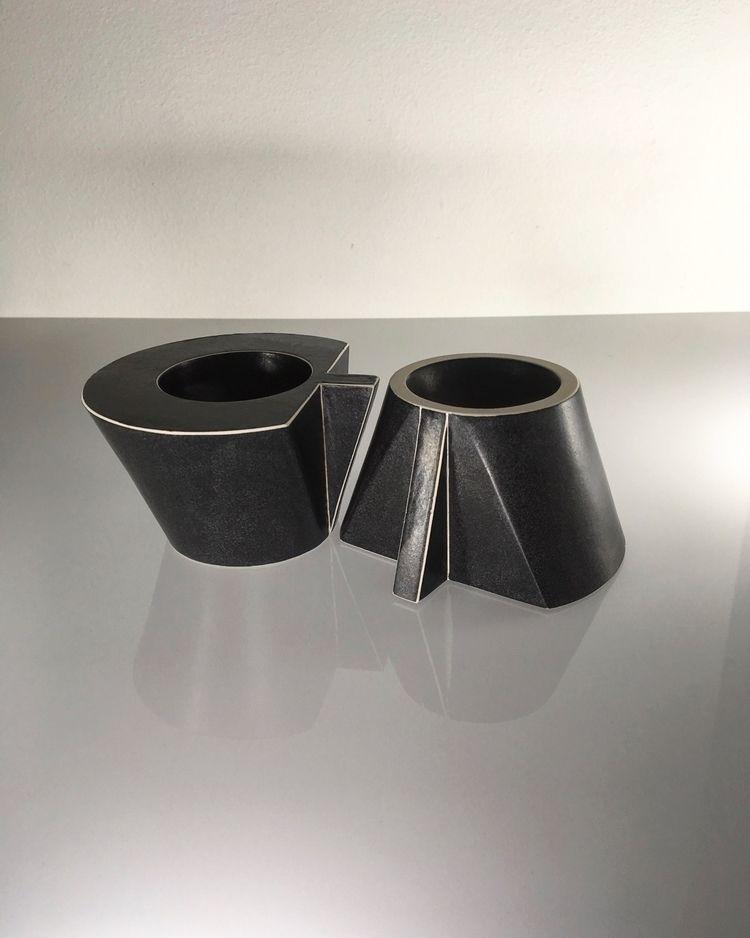 Reversible ceramic egg cups - yuro_cuchor | ello